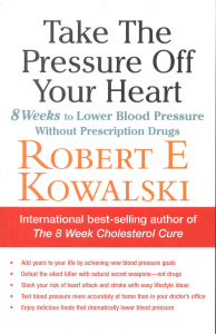 Take the Pressure Off Your Heart