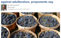 Polyphenolics featured prominently in vertical integration article